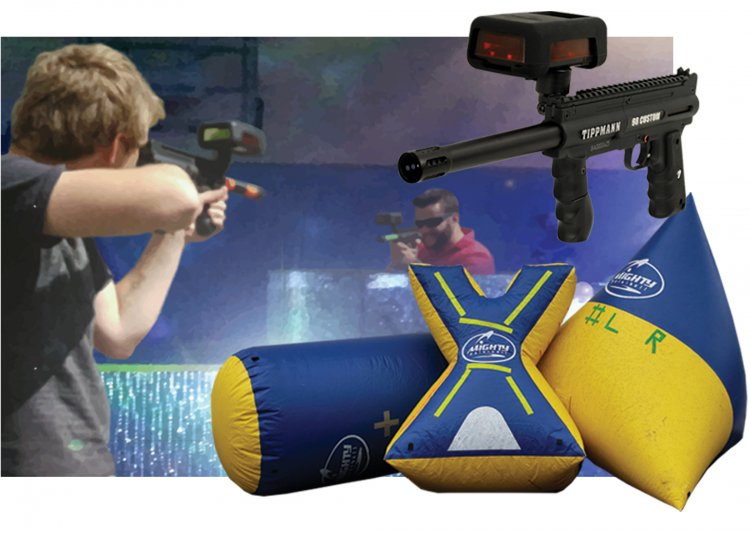 Laser Tag - Deluxe