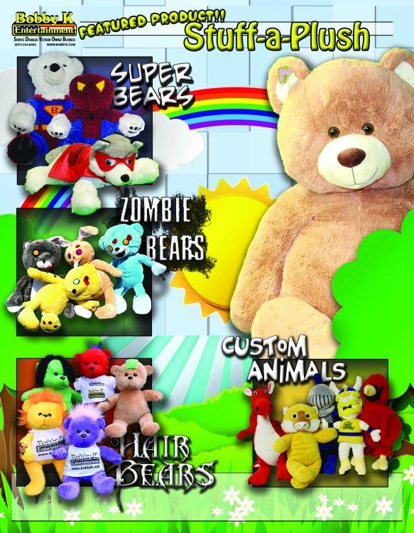 Bear Factory - Additional bears