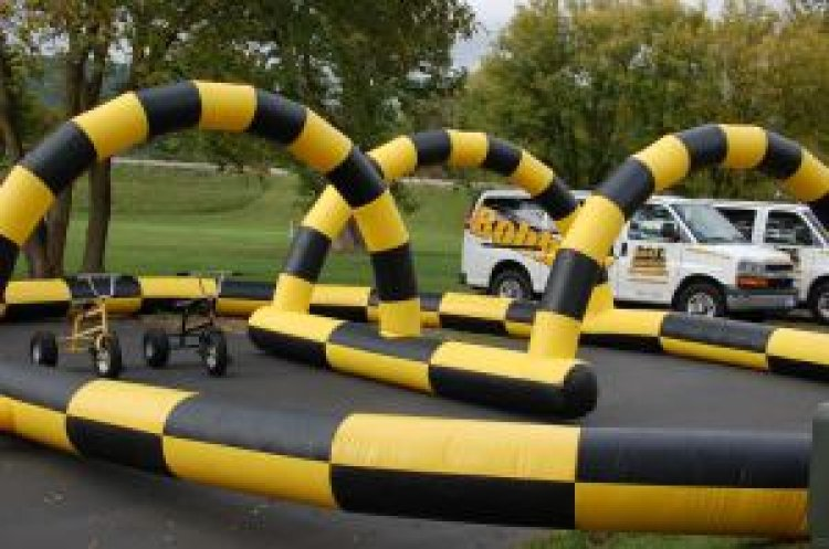 Race Track - Inflated