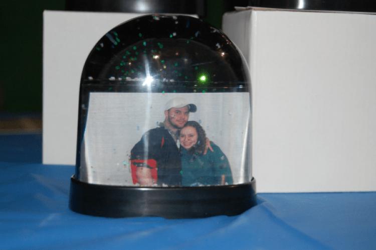 Photo Snow Globes