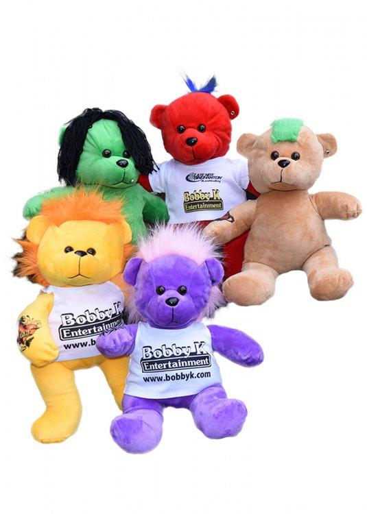 Bear Factory - Hair Bears