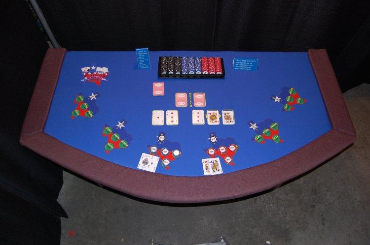 Casino - Texas Hold Em Bonus