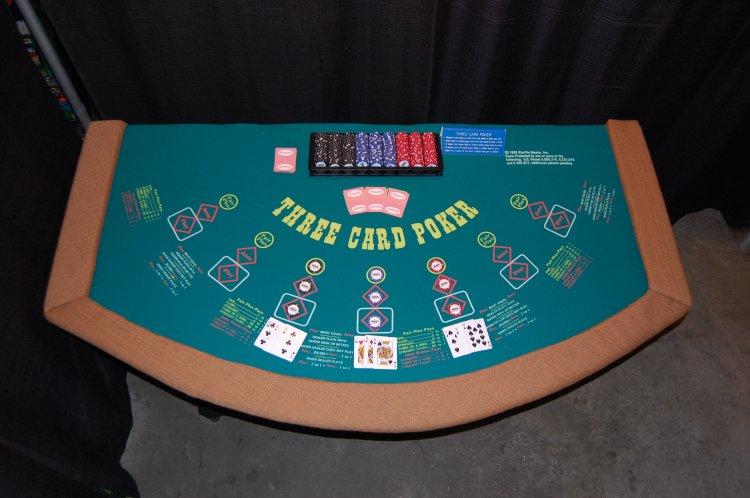 Casino - Three Card Poker