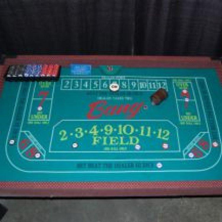 Casino - Bang Table