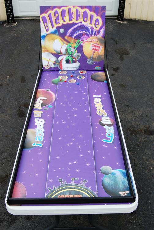 Cosmic Shuffle Board