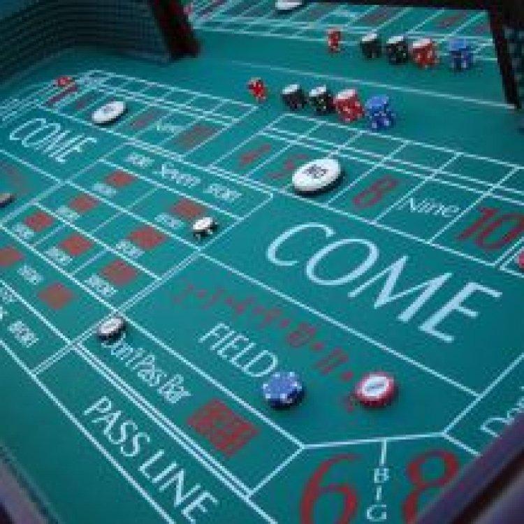 Casino - Craps Table Deluxe