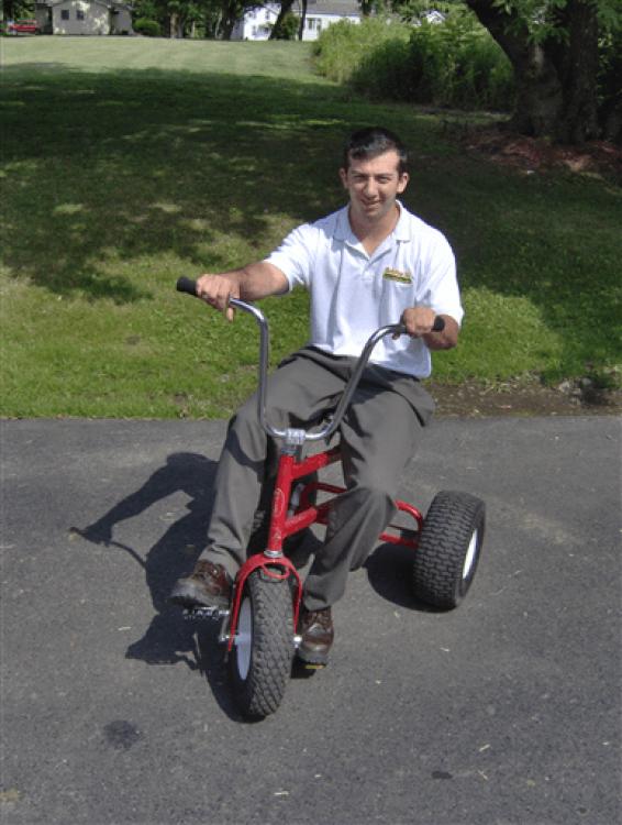Giant Trike Racing