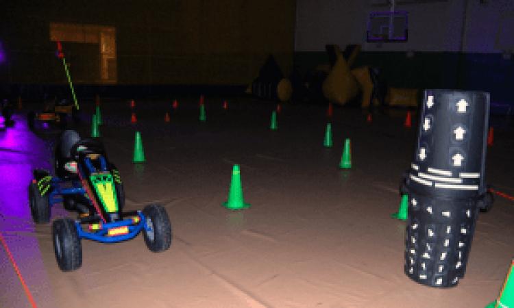 Glow Racing