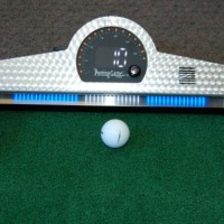 Golf Putting Challenge - Electronic